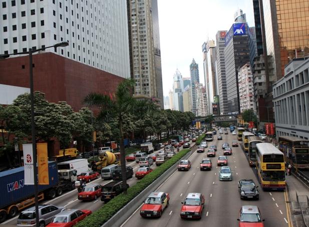 쇼핑과 음식의 천국, 홍콩의 여기저기를 둘러보다.